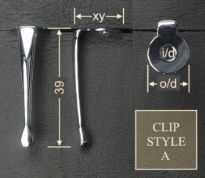 Clip style A